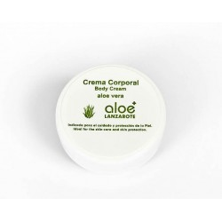 Aloe Plus Lanzarote. Body cream Aloe vera 50ml
