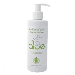 Aloe Plus Lanzarote. Loción Infantil Petit de Aloe vera 250 ml