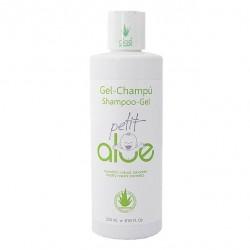 Aloe Plus Lanzarote. Gel-champú Petit con Aloe vera 250 ml