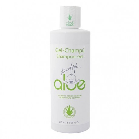 Aloe Plus Lanzarote. Petit shampoo & bath with Aloe vera 250 ml