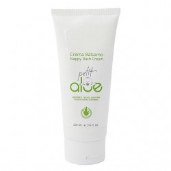Aloe Plus Lanzarote. Aloe vera Petit Nappy cream baby balm 100ml