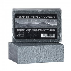 Aloe Plus Lanzarote. Handmade Volcanic ash soap 100gr