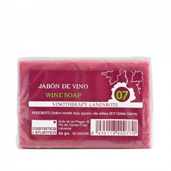 Aloe Plus Lanzarote. Handmade wine soap 100gr
