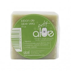 Aloe Plus Lanzarote. Jabón Petit de Aloe vera 65 gr