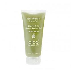Aloe Plus Lanzarote. Gel Relax Efecto frío de Aloe vera 100ml