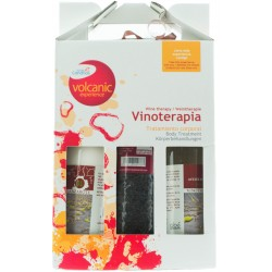 Wine pack. wine body Lotion 200ml, wine Salt 300g, wine body Oil 200ml.