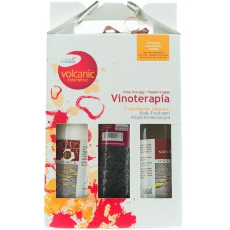 Wine pack. wine body Lotion 200ml, wine Salt 300g, wine body Oil 200ml.