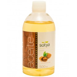 100% natural Cold Pressed Sweet Almond Oil 500ml
