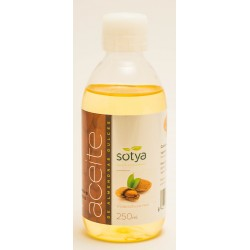 100% natural Cold Pressed Sweet Almond Oil 250ml