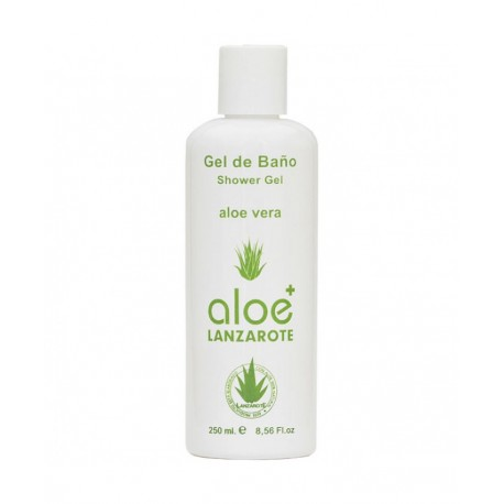 Aloe Plus Lanzarote. Aloe Vera Bath Gel 250ml