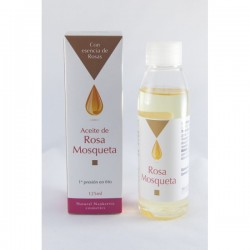 100 % Puro Aceite de Rosa Mosqueta. 125ml