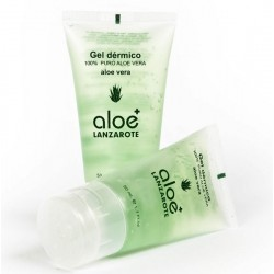 Aloe Plus Lanzarote. Gel dérmico Aloe Vera 50ml