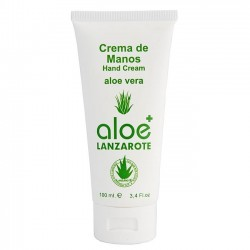 Aloe Plus LAnzarote. Aloe vera Hand Cream 100ml