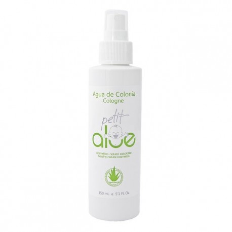 Aloe Plus Lanzarote. Aloe vera Petit Baby Cologne 150 ml