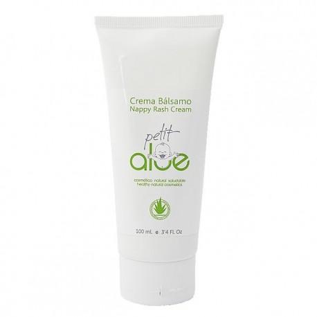 Aloe Plus Lanzarote. Aloe vera Petit Nappy cream baby balm 100ml
