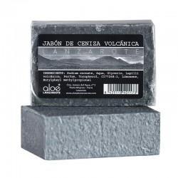 Aloe Plus Lanzarote. Jabón de ceniza volcánica 100gr