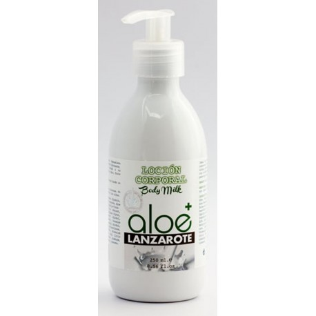 Aloe Plus Lanzarote. Body Milk Aloe vera 250 ml