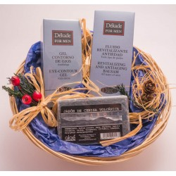 Gift Basket. Men Care