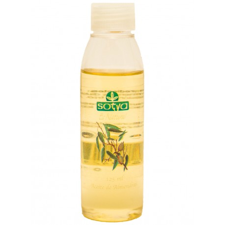 100% natural Cold Pressed Sweet Almond Oil 125ml