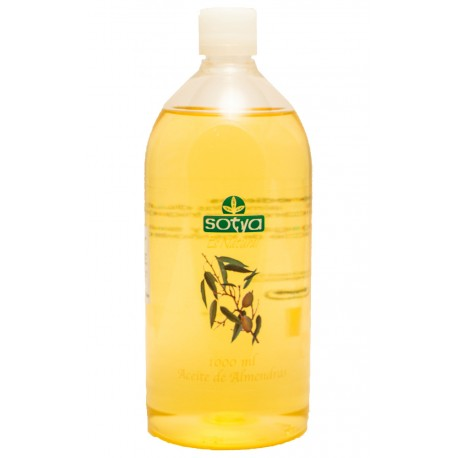 100% natural Cold Pressed Sweet Almond Oil 1000ml