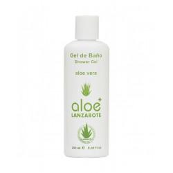 Aloe Plus Lanzarote. Aloe Vera Gel de baño 250ml