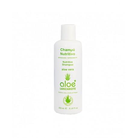 Aloe Plus Lanzarote. Aloe Vera Shampoo 250ml