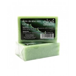 Aloe Plus Lanzarote. Aloe vera Soap 100 g