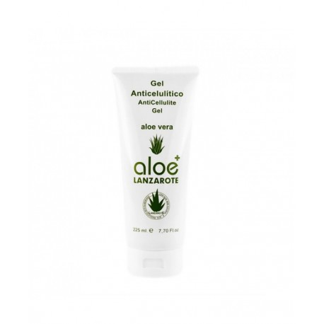 Aloe Plus Lanzarote.Aloe vera anticellulite gel 225ml