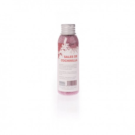 Aloe Plus Lanzarote. Cochinea bath Salt 100gr